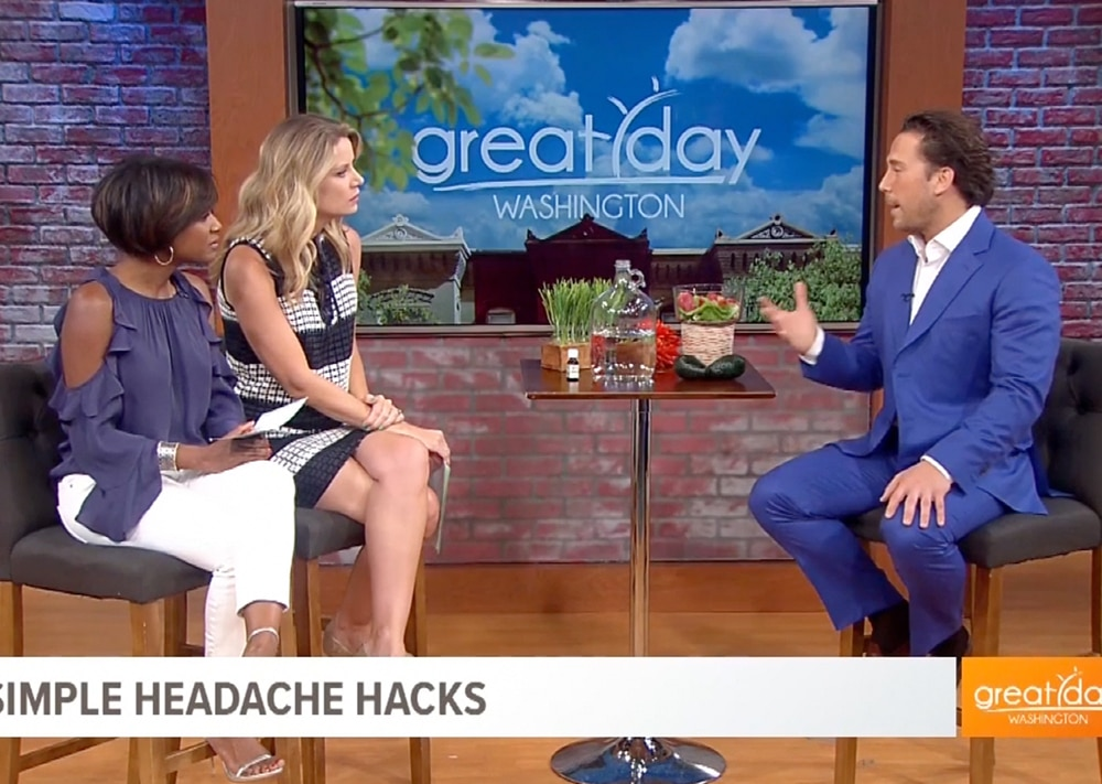 Chiropractor Garden City NY Ryan Braverman on AZ TV